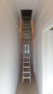Attic Ladder Installation Greater Sydney, Illawarra & the South Coast.